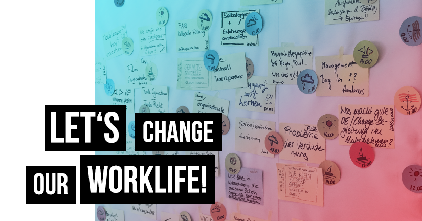 Let's Change Our Worklife! – MINISTRY trifft Augenhöhe 2016